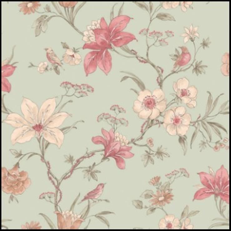 Wallpaper Secret Garden:   by Fired Earth
