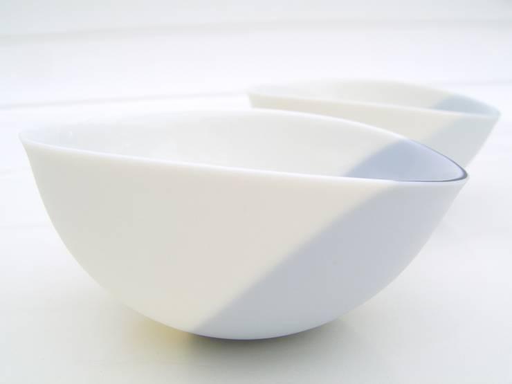 """""""Twins"""":   door Margot Thyssen Ceramics & Design"""
