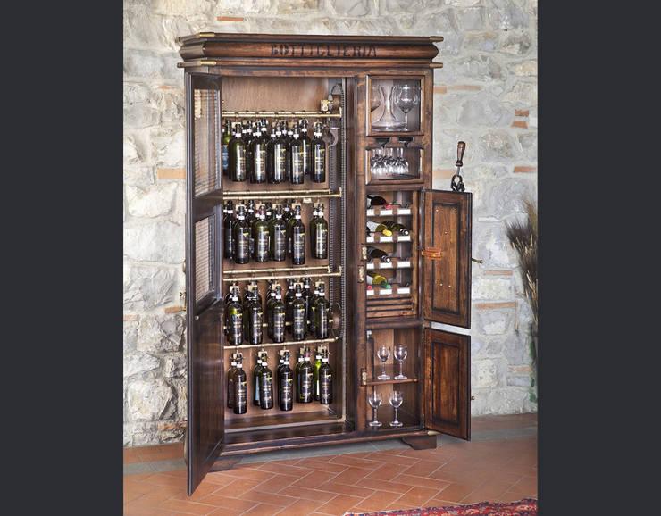 rustic Wine cellar by Maggi Massimo