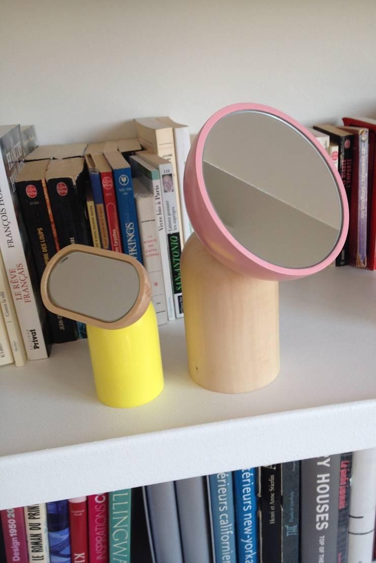 Bibliothèque : Salon de style  par Complément d'objet