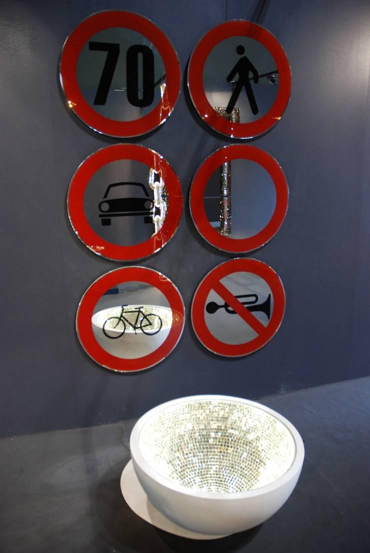 GALLA PLACIDIA table:  in stile  di davide medri