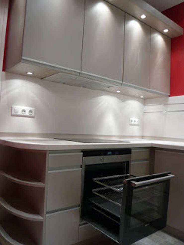 cuisine aix-les-bains:  de style  par PILC AGENCEMENT SARL LAMIRI CREATIO