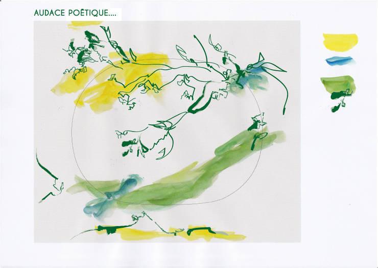 """""""Audace Poétique"""": Art de style  par CRÉ-AM"""