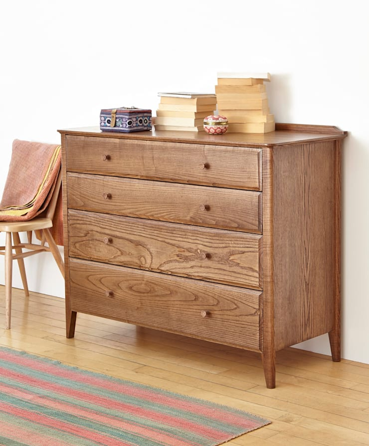 Samples 2:  Bedroom by Ercol
