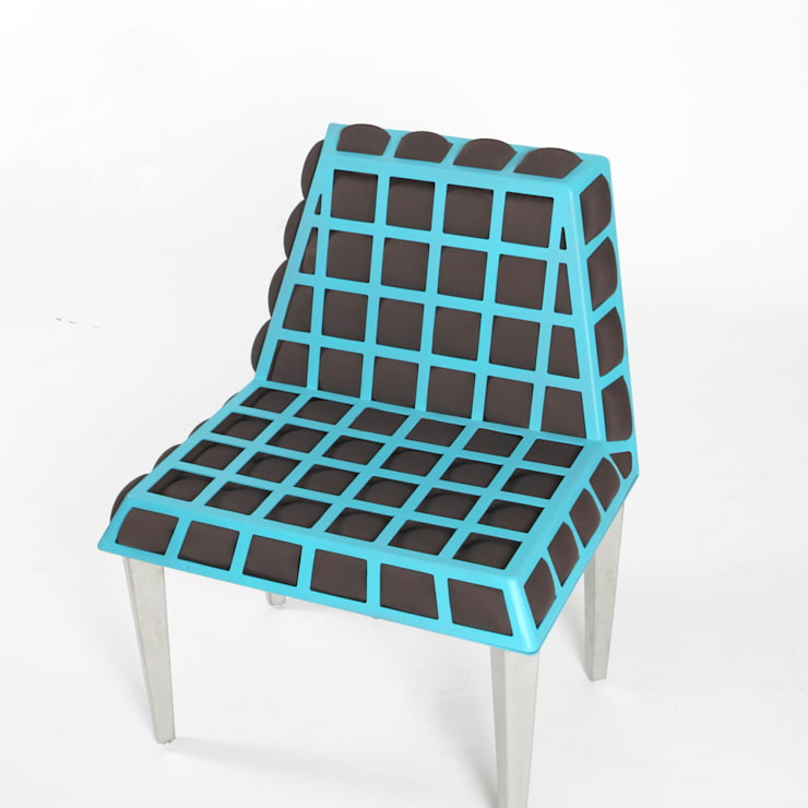 Swallen Chair: Parkbomi의  거실