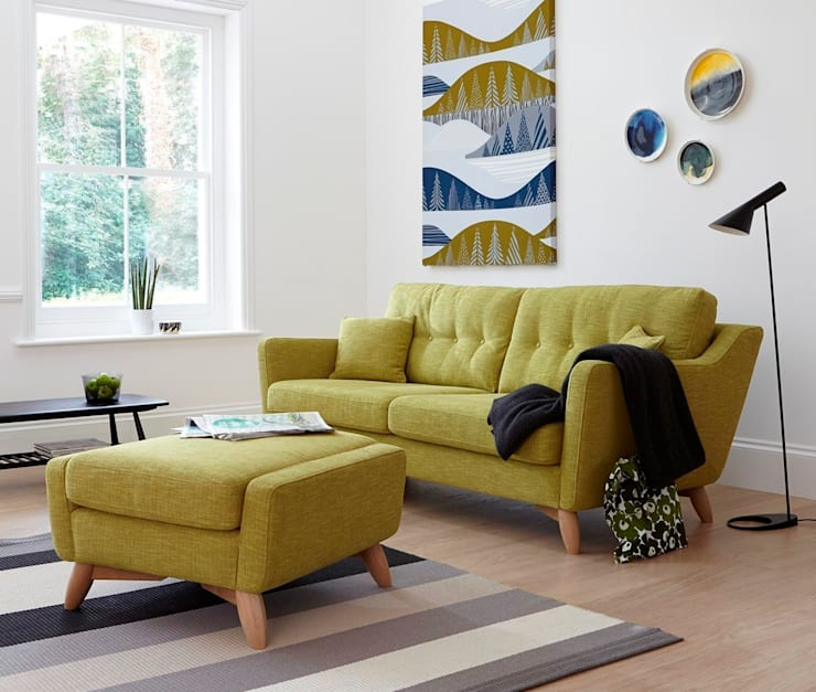 Samples 2:  Living room by Ercol