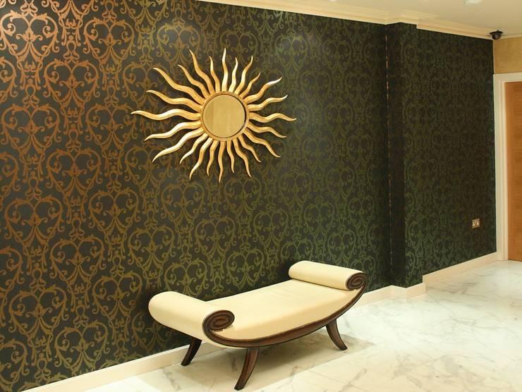 Auction House Banqueting Venue & AH lounge Bar:   by Aura Designworks Ltd
