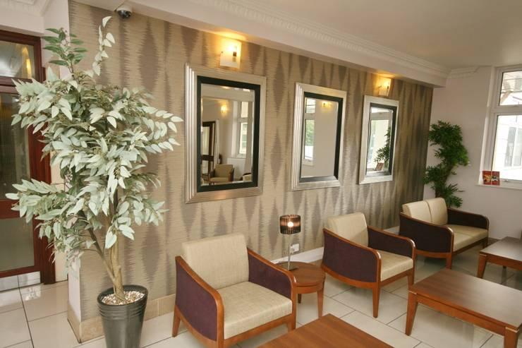 Thurrock Hotel, Aveley, Essex:   by Aura Designworks Ltd