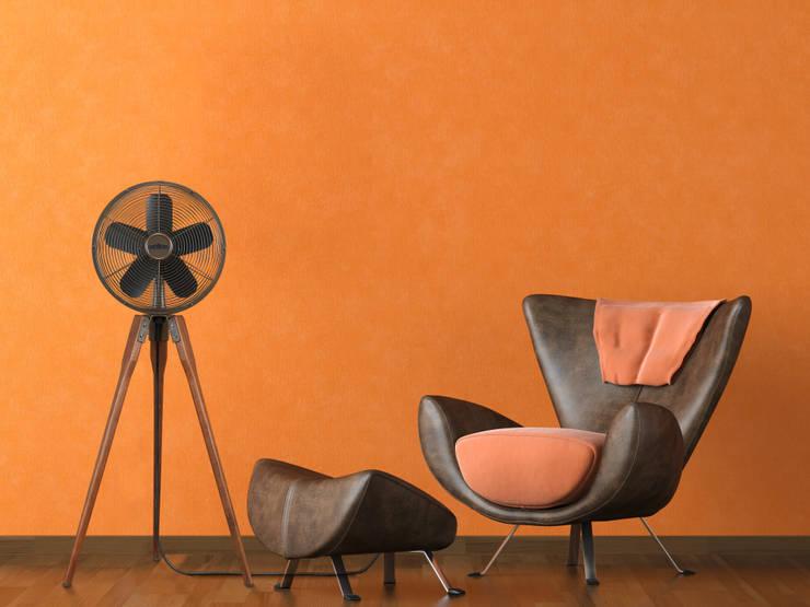 CASA BRUNO Arden ventilador oscilante de pie, bronce antiguo: Hogar de estilo  de Casa Bruno American Home Decor