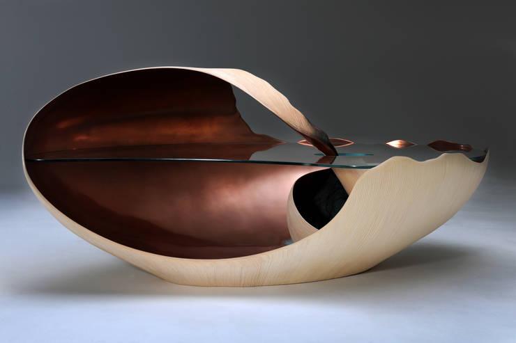 Mollusque:  Living room by Marc Fish