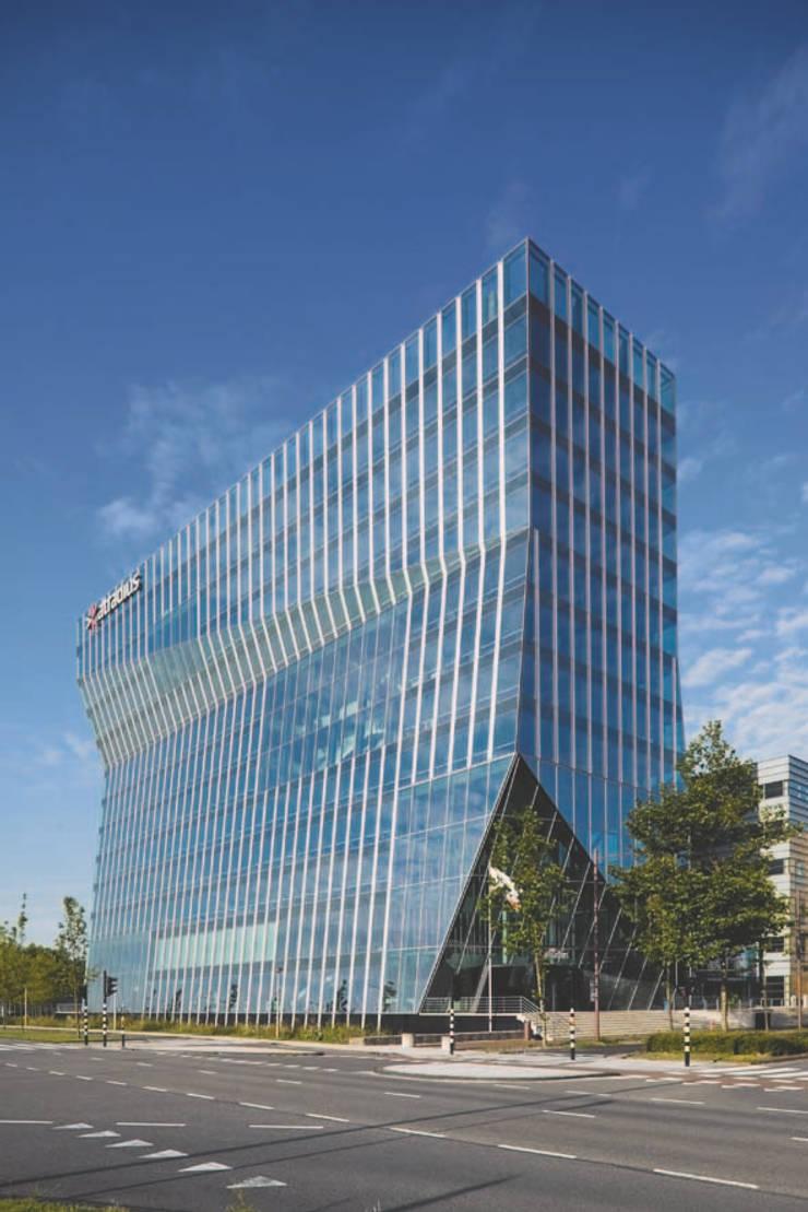 Atradius:   door OeverZaaijer architectuur en stedebouw