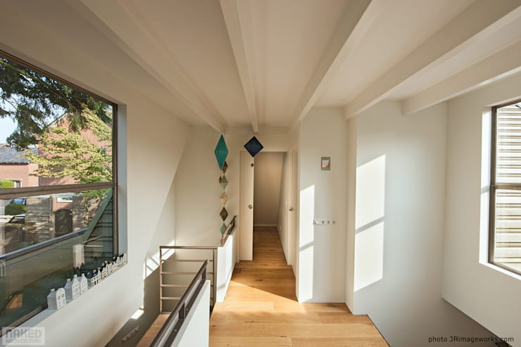 Дома в . Автор – Naked Architecture,