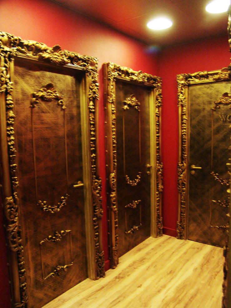 Marcos de Puertas: Estudio de estilo  de Overstone