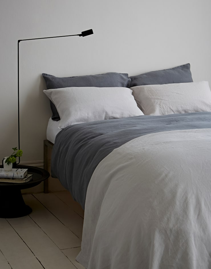 Winter Autumn 2014 :  Bedroom by The Linen Works