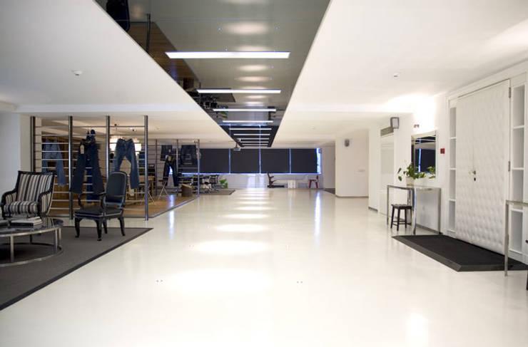 Aykuthall Architectural Interiors – MODERN EKLEKTIK:  tarz