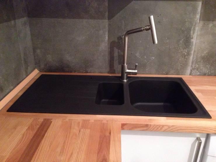 Murat Topuz Atelier – kupacı:  tarz Mutfak, Modern