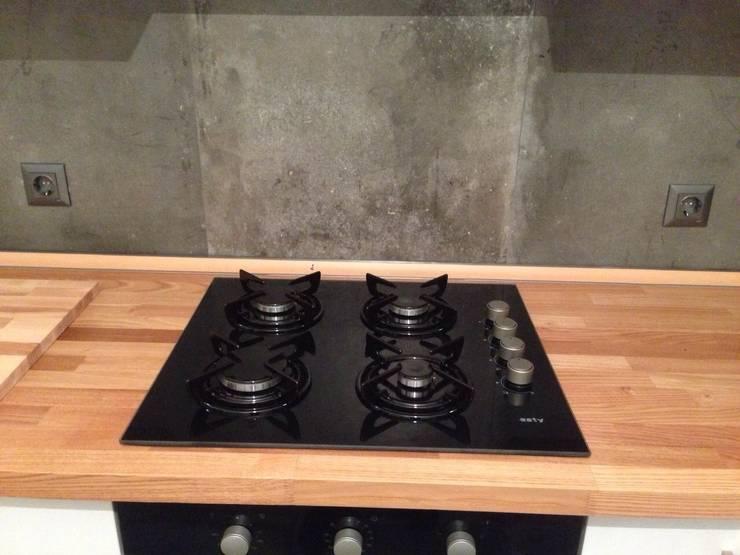 Murat Topuz Atelier – kupacı: modern tarz Mutfak