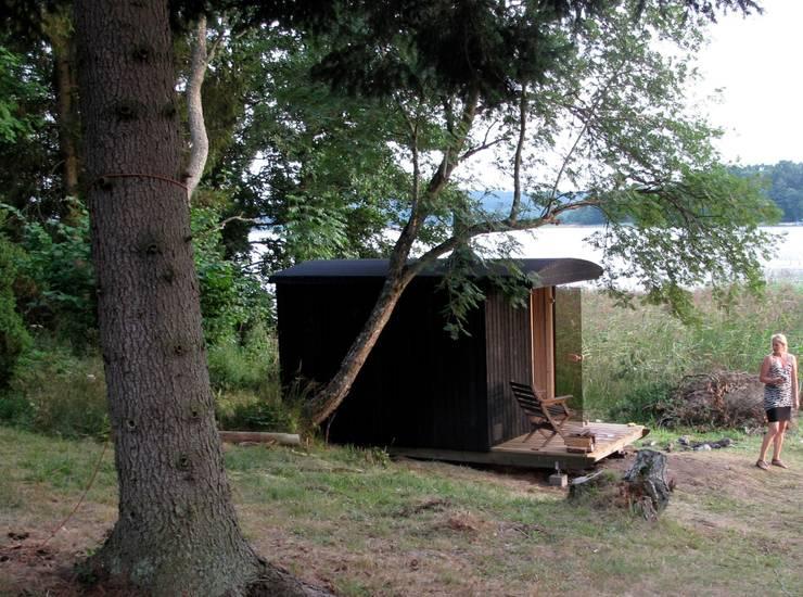 DW Sauna :   by Denizen Works
