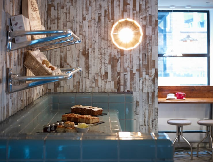 Z Hotel Picccadilly:  Hotels by DO Design Studio