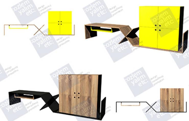 ozlem yalım etc. DESIGN CONSULTANCY PROMOTION – X BUFE +TV:  tarz Ev İçi