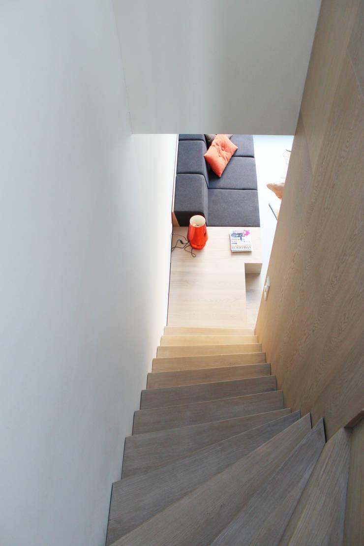 Houses by 8A Architecten, Minimalist