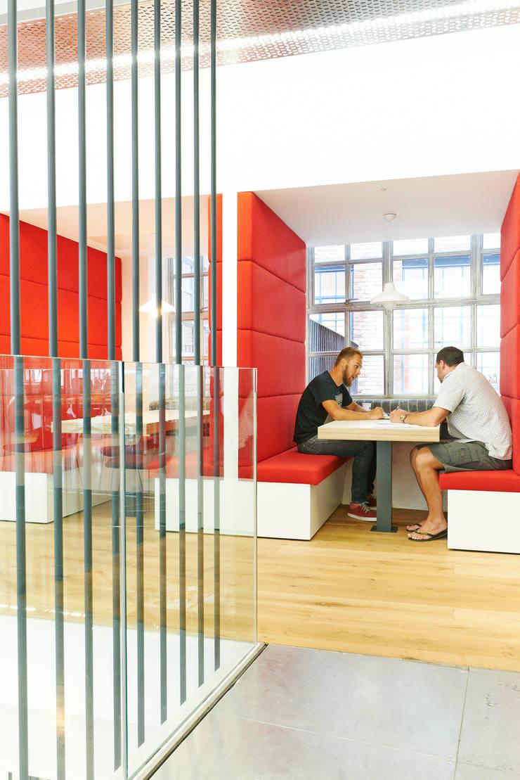 Spark 44 Morelands:  Office buildings by Spacelab