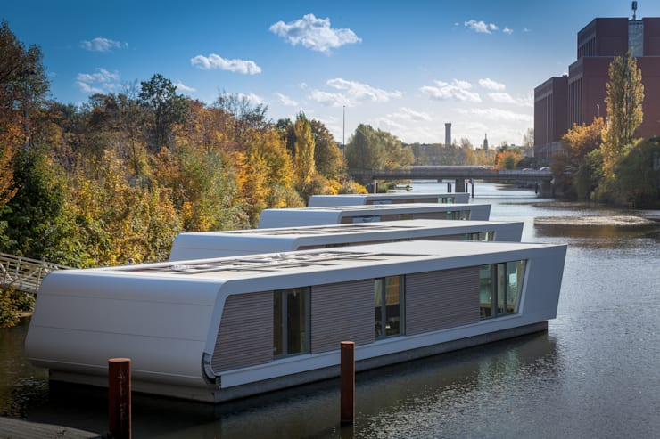 de estilo  por Floating Homes GmbH