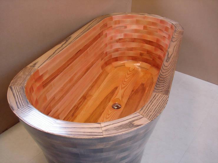 Wooden Bath Range:   by Wooden Baths Limited
