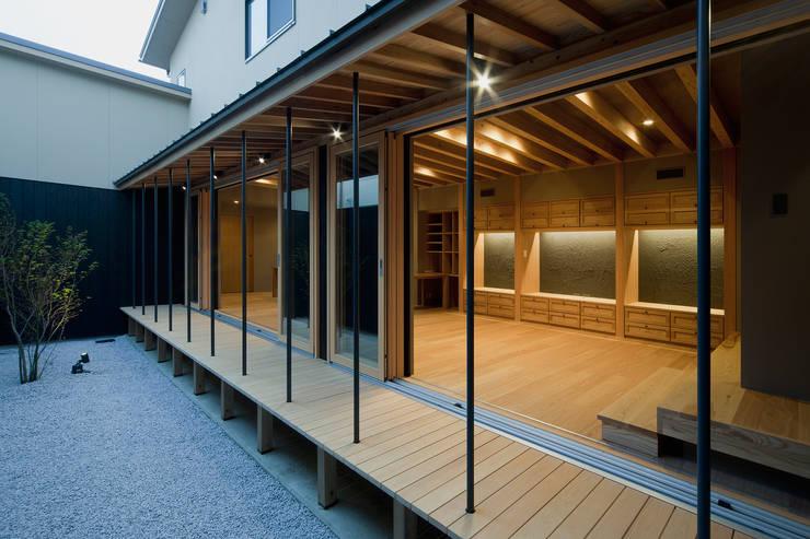 Garden: 一級建築士事務所 Kenso Architectsが手掛けた庭です。