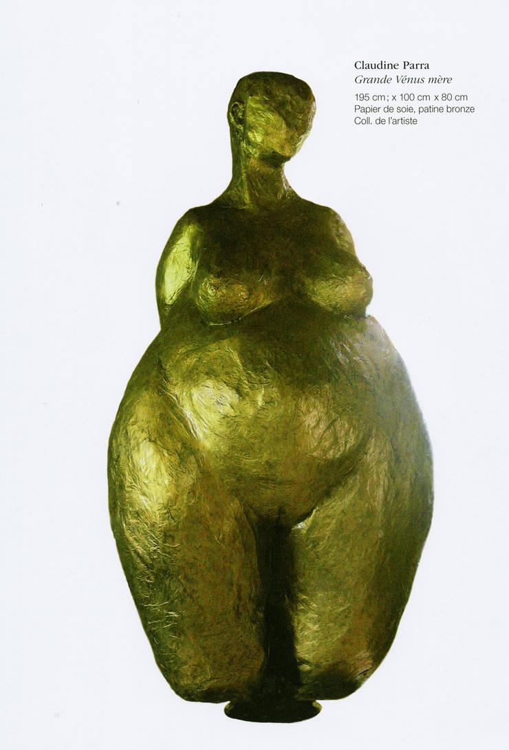 Grande Vénus Mère: Art de style  par claudine  parra