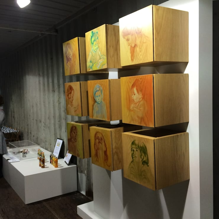 Zift Design – Düş Kutuları:  tarz Sanat