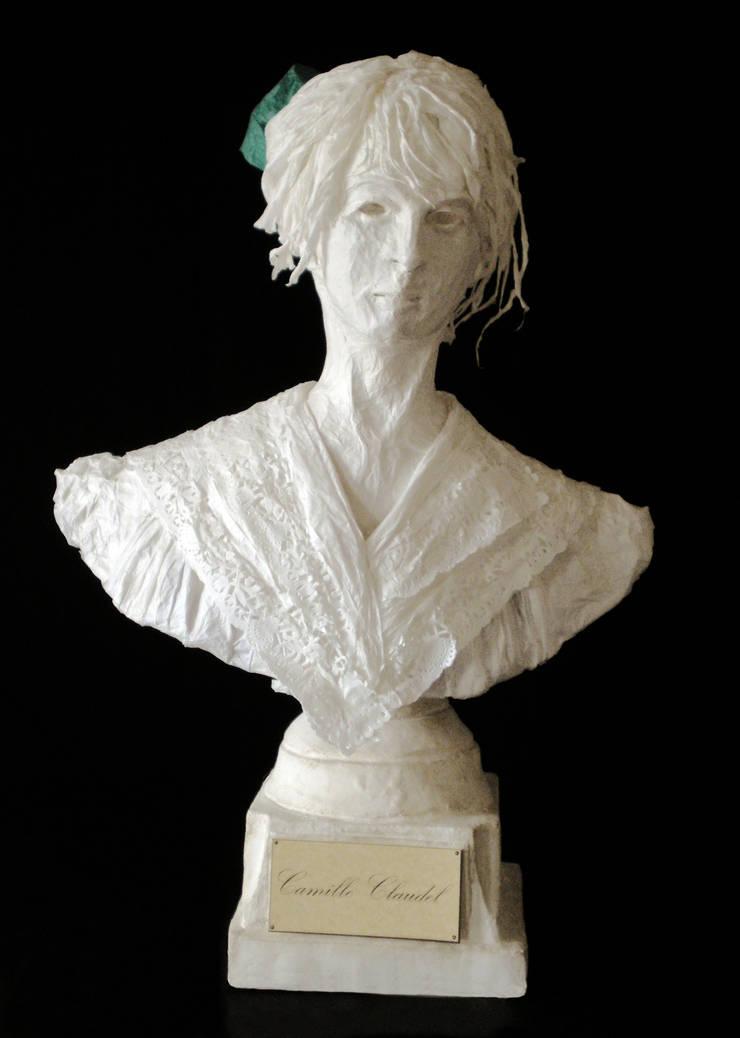 Camille Claudel: Art de style  par claudine  parra