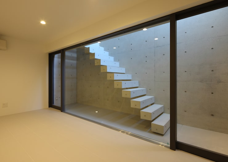地下フリースペース: 川島建築事務所が手掛けたです。