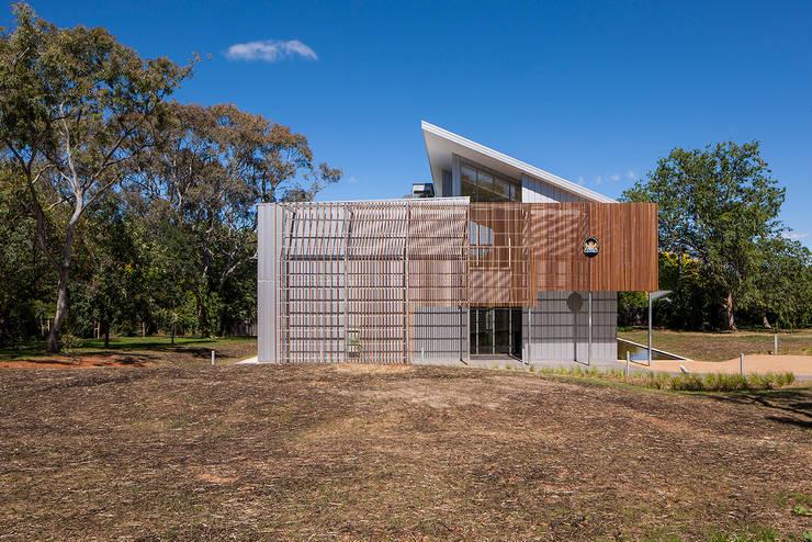 Nederlandse Ambassade Canberra van Rudy Uytenhaak Architectenbureau