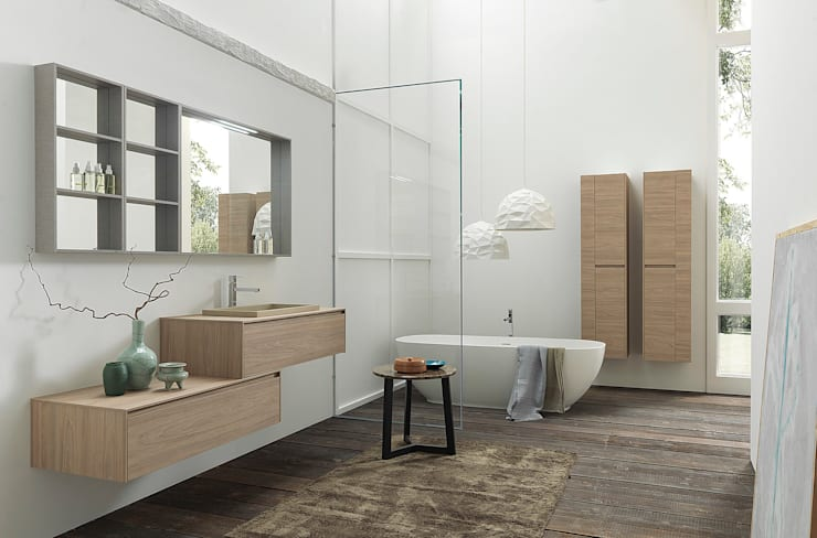 Bathroom by Graphosds