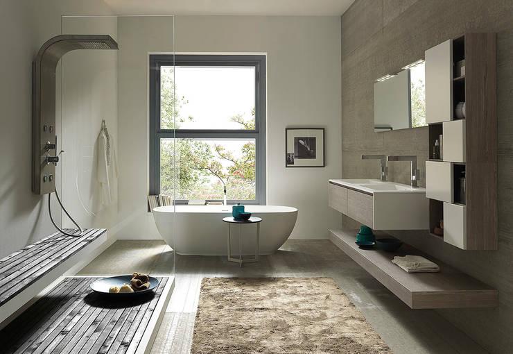 Ванная комната в . Автор – Graphosds