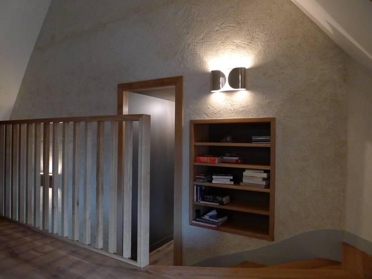 Transformation d'une résidence secondaire: Maisons de style  par Emmanuel CROS architecture