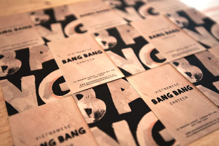 ​BANG BANG CANTEEN:   by Arm & Eye