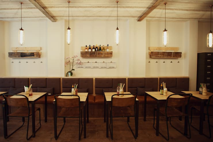 ​BANG BANG CANTEEN Interior design by Arm & Eye