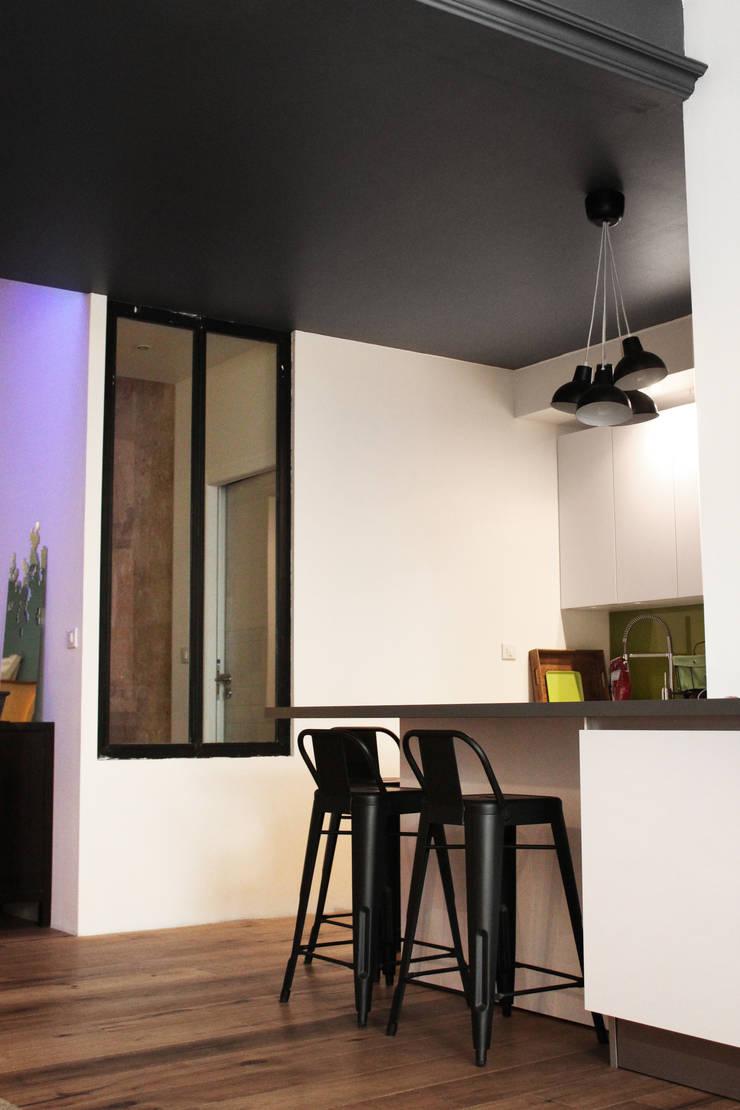 Cuisine: Cuisine de style  par BIENSÜR Architecture