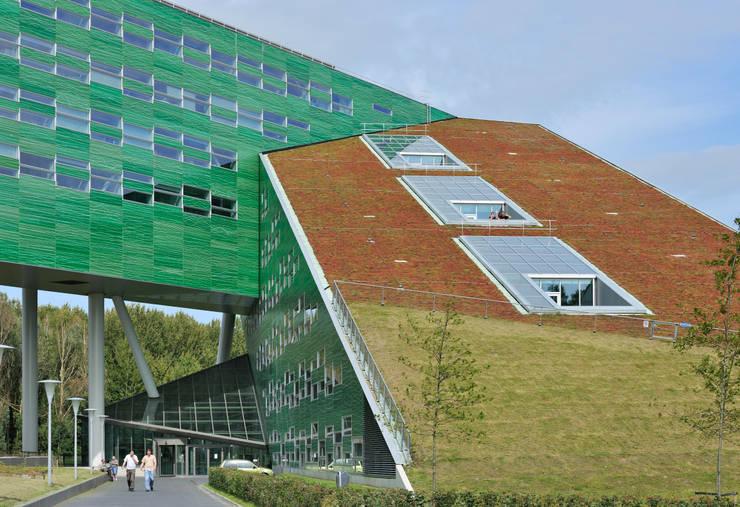 Centrum voor Levenswetenschappen :   door Rudy Uytenhaak Architectenbureau