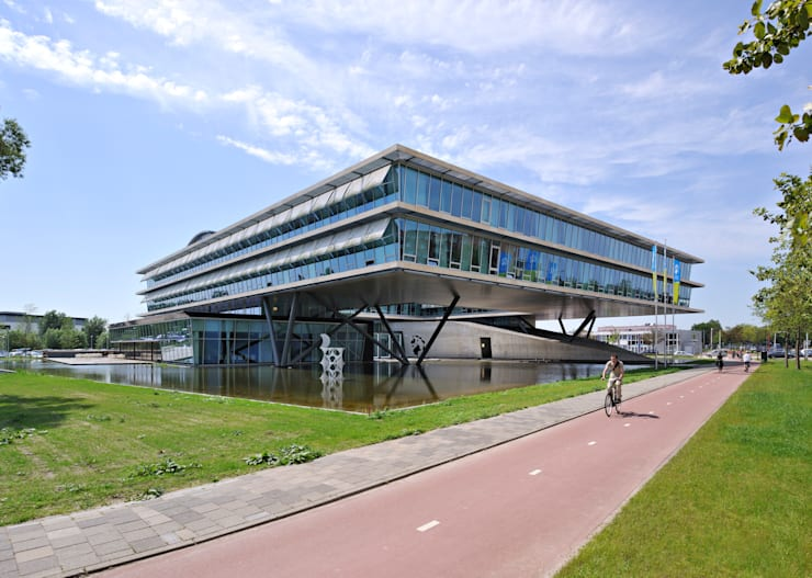 HHNK:   door Rudy Uytenhaak Architectenbureau
