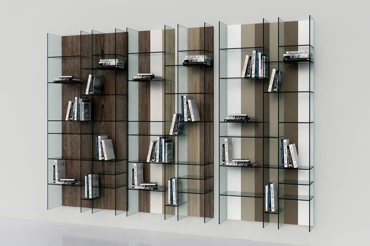 GIACON vetreria:  in stile  di Graphosds, Moderno