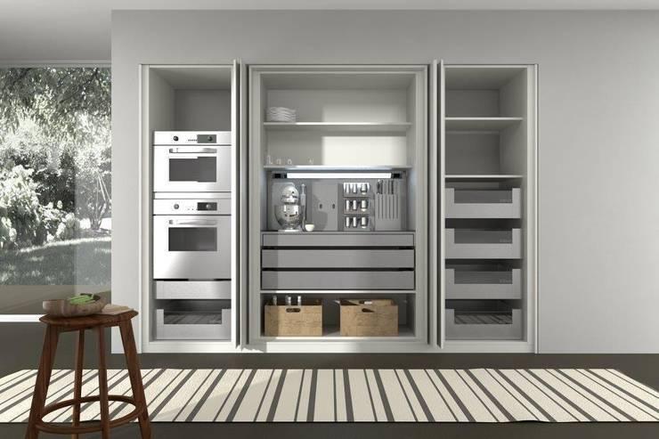ARMONY: Cucina in stile  di Graphosds,