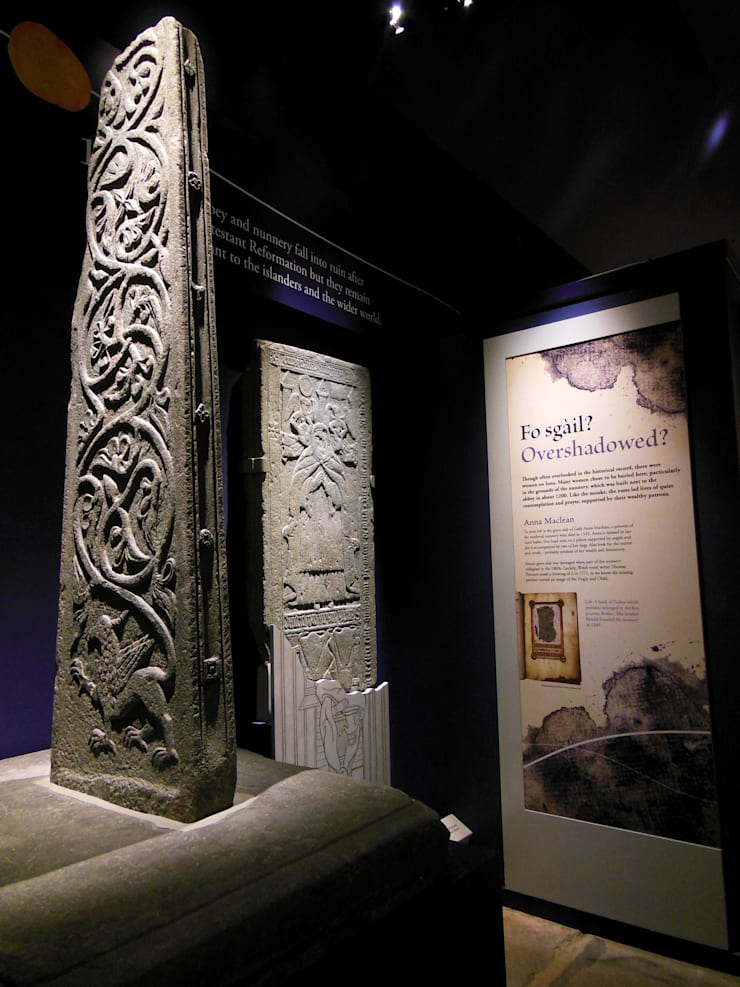 Iona Abby Museum:   by KSLD