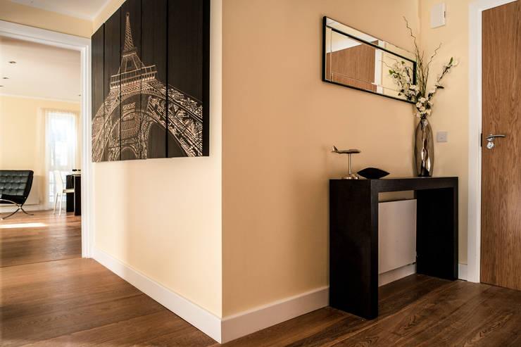 Corridor:  Walls by Lujansphotography