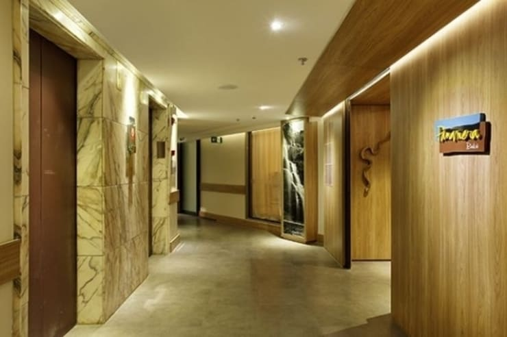 Hotels by DG Arquitetura + Design, Modern