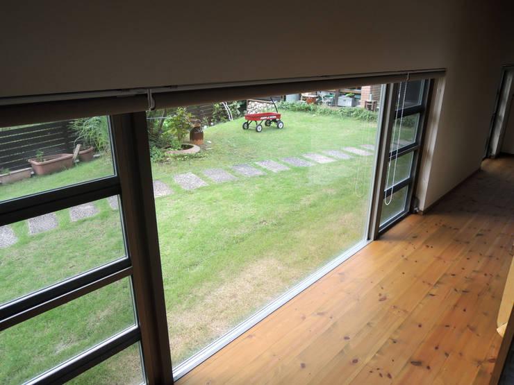 子供室: SIN・DESIGN・ROOMが手掛けた家です。