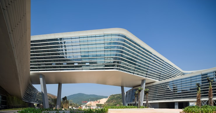 Shizimen Central Business District:   by 10 DESIGN