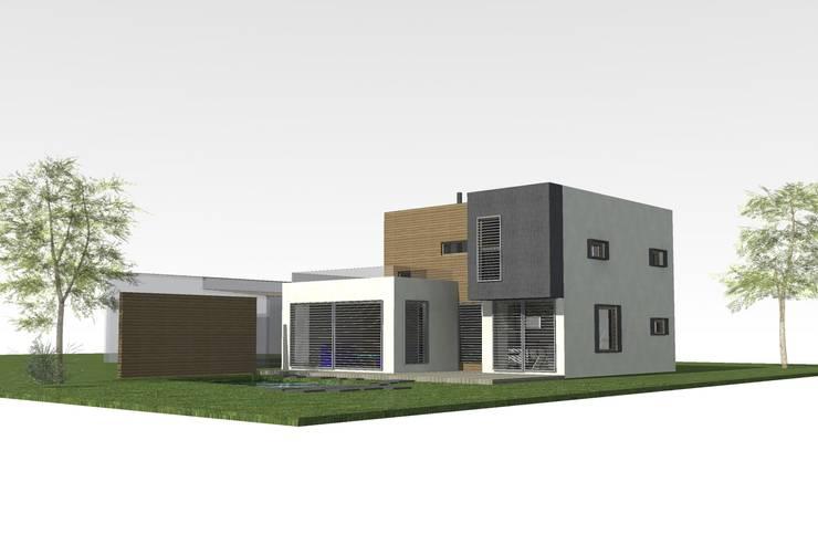 Maison neuve:  de style  par Urban log/in